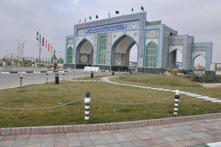 سرویس دهی اتوبوس به بهشت رضوان تا پایان هفته جاری در مشهد