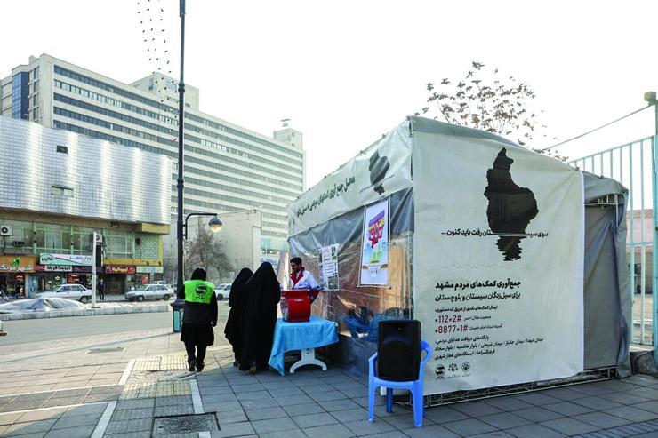 آغاز پویش مردم مشهد برای کمک به سیل زدگان سیستان و بلوچستان
