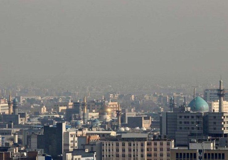 طرح کاهش آلودگی هوا در مشهد از ۲۵ بهمن اجرا میشود
