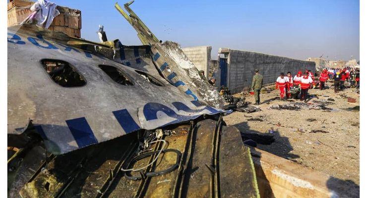 دومین گزارش سانحه سقوط هواپیمای اوکراینی منتشر شد+ متن کامل