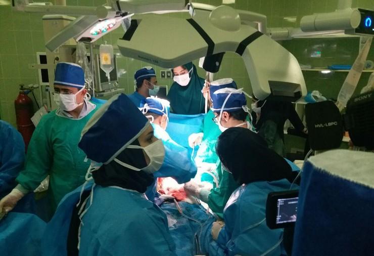 زندگی دوباره به پنج بیمار در مشهد با اهدای عضو یک کودک