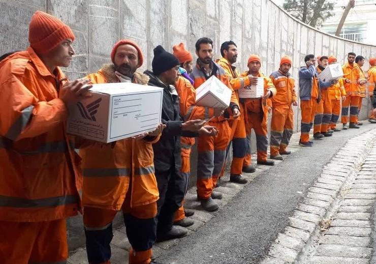ارسال تعرفههای رایگیری مشهد به مناطق انتخاباتی