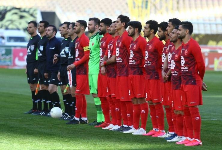 بیانیه تند سپاهان علیه باشگاه پرسپولیس