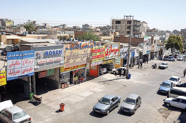پر سروصداها از «معلم» به «خین عرب» میروند