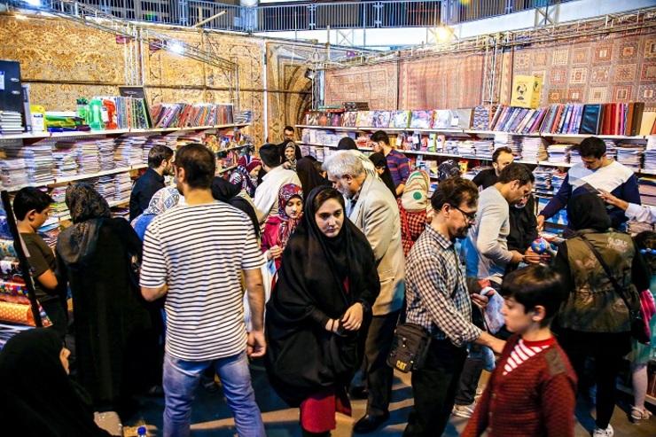 بازار داغ کالاهای آموزشی در نمایشگاه پاییزه مشهد