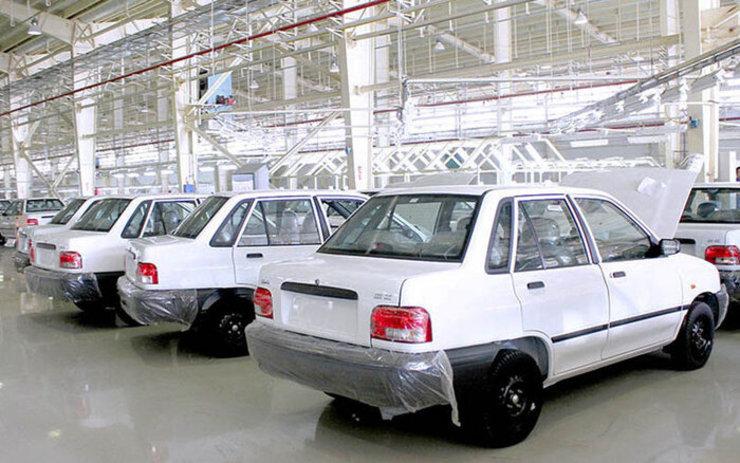 کاهش قیمت چند میلیون تومانی خودروهای داخلی