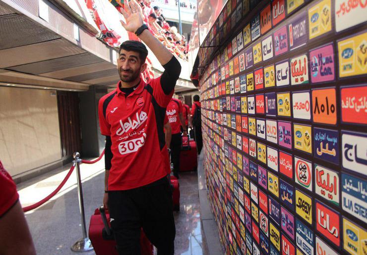 خداحافظی بیرانوند با فوتبال ایران پس از اعلام حکم محرومیتش! + استوری