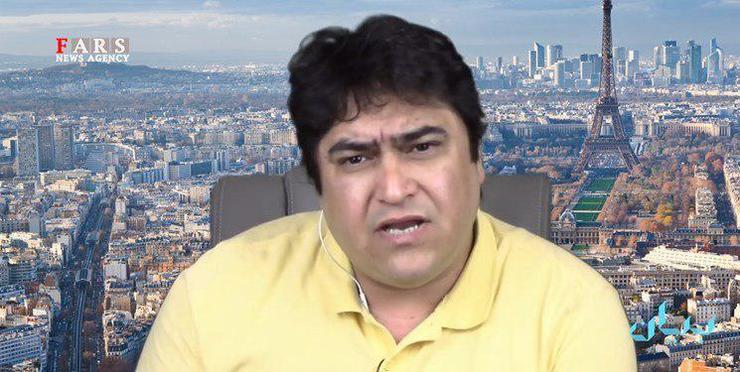 دستگیری روح الله زم سرشبکه ضد انقلاب آمدنیوز