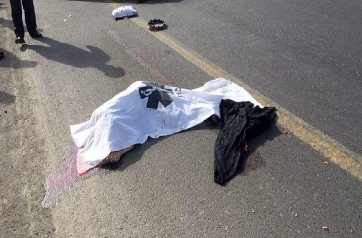 واژگونی سانتافه در مسیر تربت حیدریه دو کشته برجای گذاشت