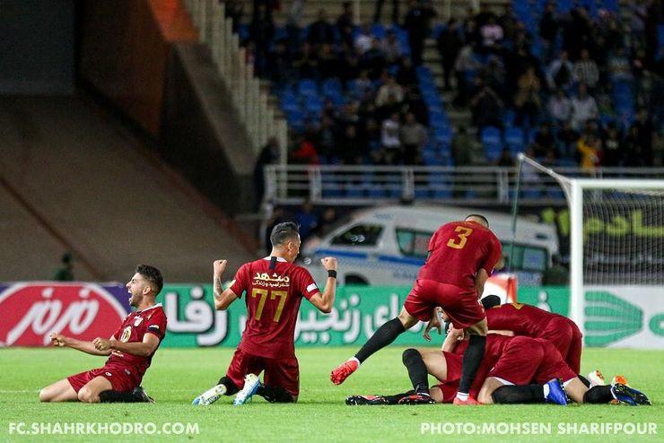 پیروزی شیرین شهرخودرو خراسان مقابل ذوب آهن در اصفهان+فیلم گل
