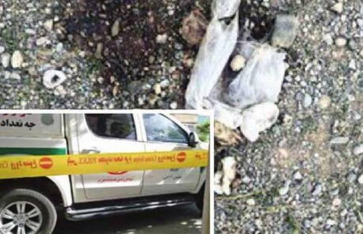 راز معمای یک جسد سوخته با سه دندان مصنوعی در کشف رود مشهد