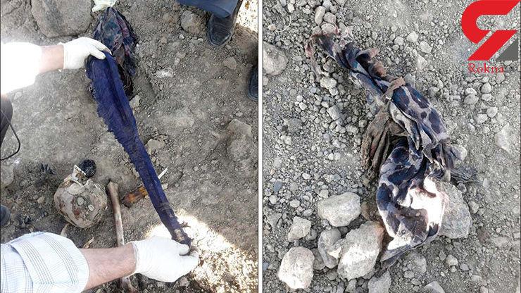 دومین جسد سوخته کشف رود کشف شد /حیوانات درنده پیکر زن جوان مشهدی را خوردند!