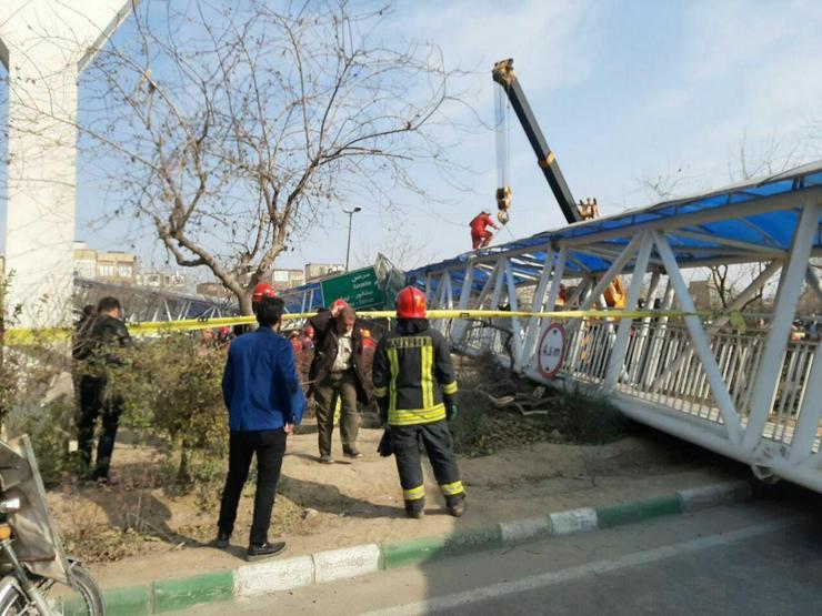 محدودیتهای ترافیکی در بزرگراه شهید چراغچی مشهد