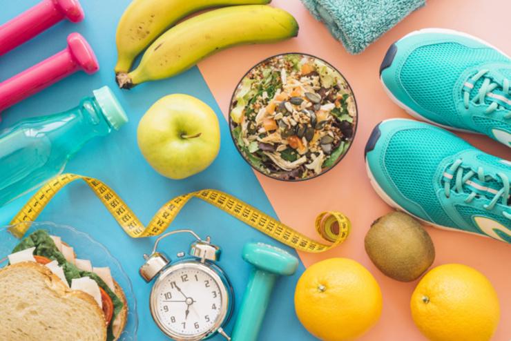 بعد از ورزش چه باید بخوریم؟