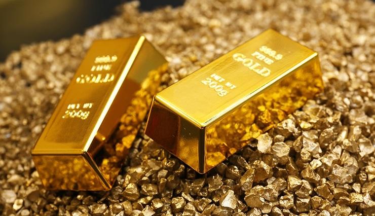 قیمت جهانی طلا امروز ۲۲ فروردین ۹۹