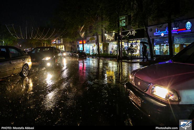 هفته بارانی در انتظار استان خراسان رضوی