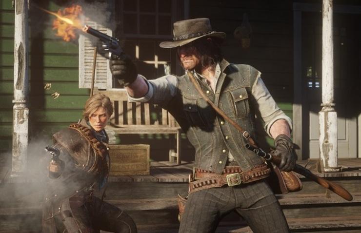 Red Dead Redemption 2 بهترین بازی سال استیم + فهرست برندگان