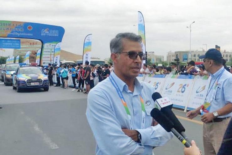 ورزشی/ گفتگو با ناصری، تنها داور بینالمللی و مشهدی رشته دوچرخهسواری در المپیک توکیو ۲۰۲۱