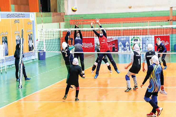 رقابتهای لیگ دسته یک والیبال بانوان کشور از امروز آغاز می شود | سالن مهران مشهد میزبان گروه الف