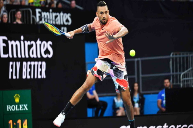 بازداشت و اخراج در انتظار متخلفان تنیس آزاد استرالیا