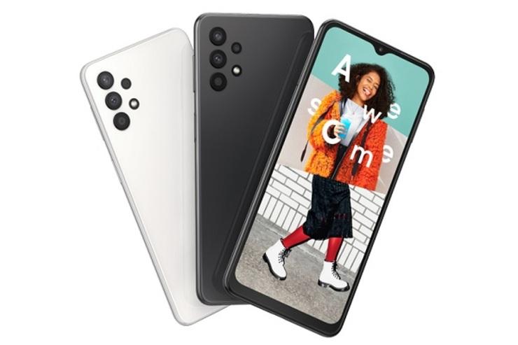 سامسونگ از ارزانترین گوشی 5G رونمایی کرد | همه چیز درباره گلکسی A۳۲، 5G
