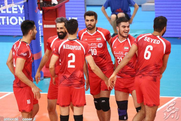 برگزاری جام واگنر با حضور تیم ملی والیبال ایران