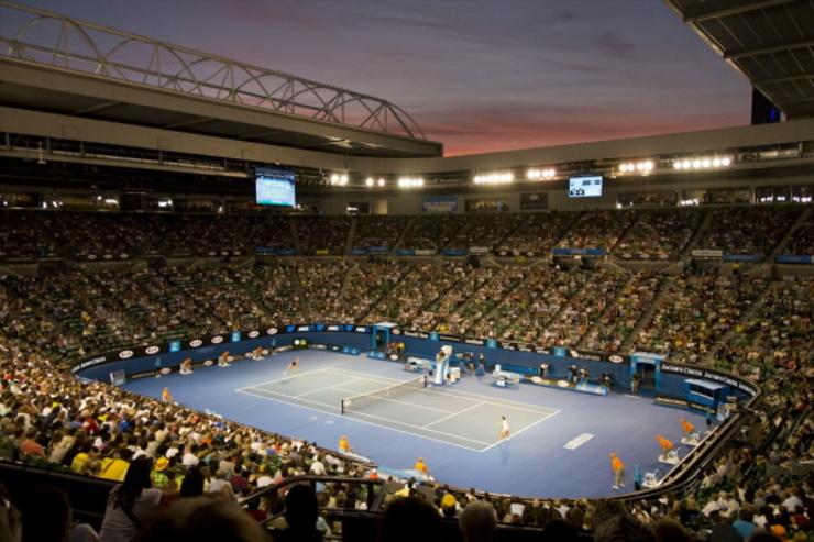 تست کرونای ۲ تنیسور دیگر در مسابقات آزاد استرالیا مثبت شد