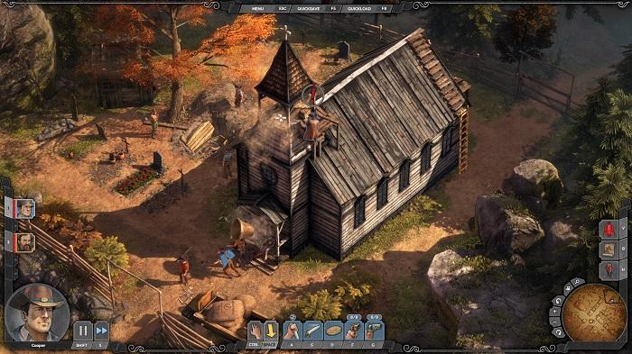نگاهی به سومین نسخه از بازی دسپرادوس