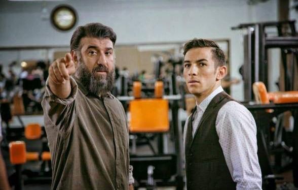 فیلمها و سریالهای «علی انصاریان» + عکس و فیلم