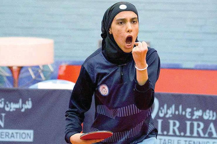قهرمانی ستاره مشهدی در لیگ برتر تنیس روی میز بانوان | درخشش اشتری در شهربابک