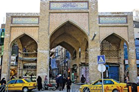 احیای بازار سرشور مشهد در خان آخر