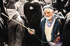 درباره حاج فضلا... برهانی، یگانه گلابپاش راهپیماییهای مشهد