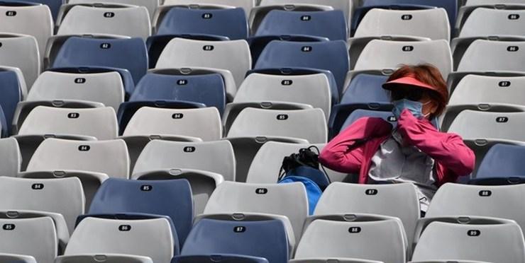 ممنوعیت حضور تماشاگران در تنیس آزاد استرالیا