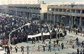 واکاوی خاطرات انقلابی مردم مشهد+فیلم