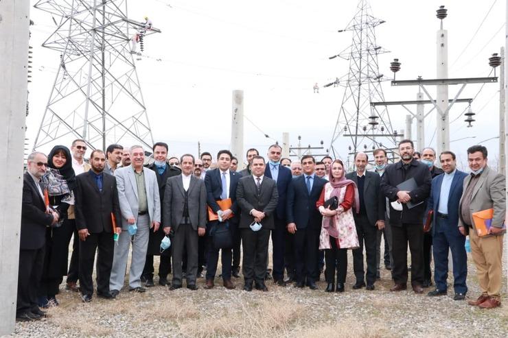 آموزشی/ دیدار سرکنسول افغانستان از پارک بین المللی آموزشی شرکت برق منطقه خراسان رضوی در مشهد