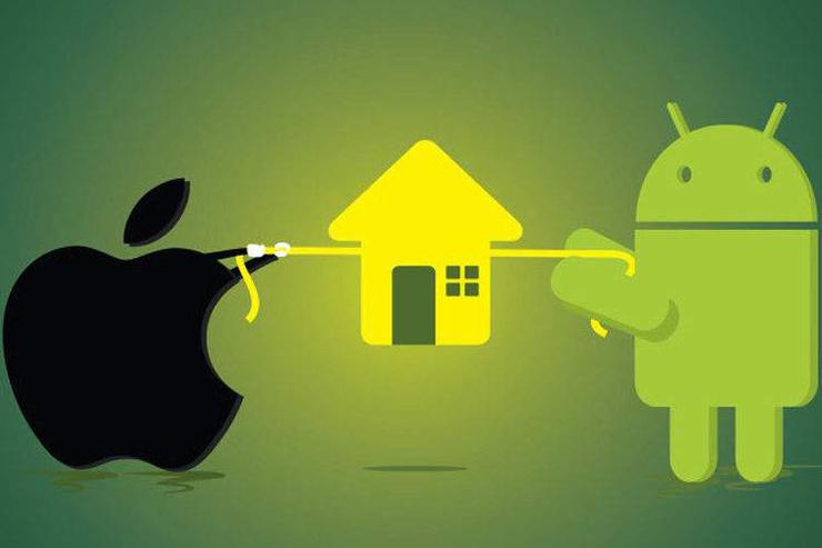 ۸ دلیل برای برتری اندروید به iOS