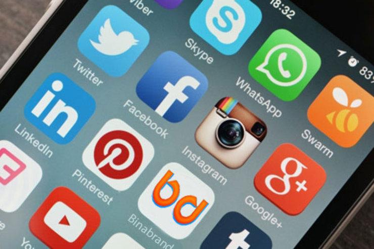 واتساپ محبوبترین در ایران | نگاهی به میزان استفاده مردم از شبکههای اجتماعی