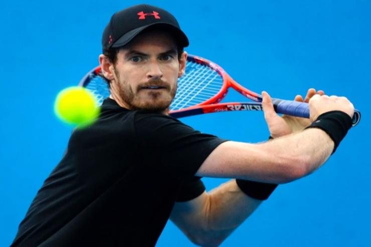 کنارهگیری اندی ماری از مسابقات تنیس آزاد استرالیا