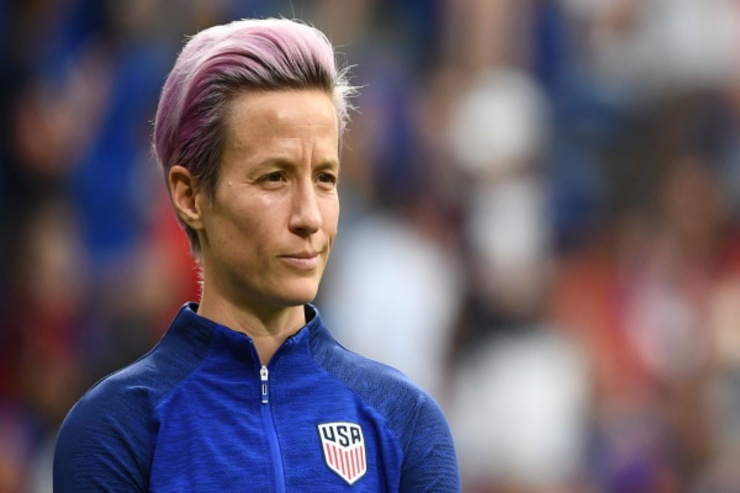 واکنش هافبک فوتبال زنان آمریکا به خبر لغو المپیک