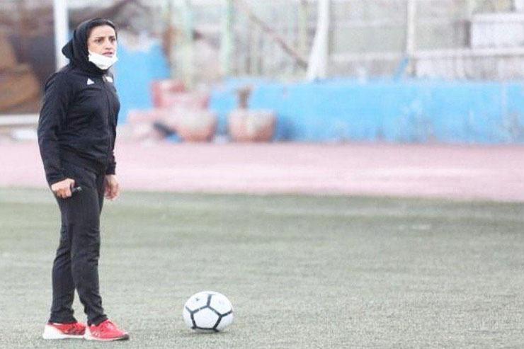 مافینژاد: به آینده بانوان خراسانی در داوری فوتبال خوشبینم