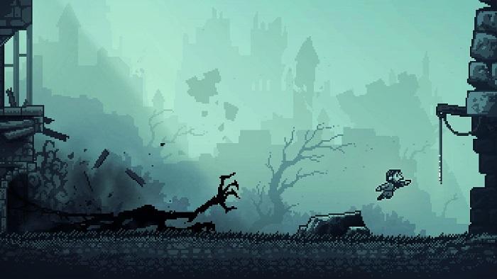 نگاهی به «Inmost»، تجربه یک بازی پیکسلی جذاب در دنیایی تیرهوتار