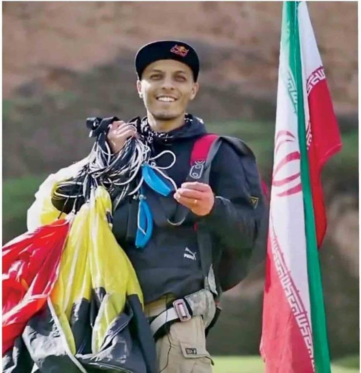اعضای بدن «محمد بزرگی» چترباز معروف کشور اهدا شد + فیلم