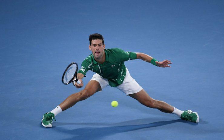 تماشاگران به مسابقات تنیس استرالیا برمیگردند