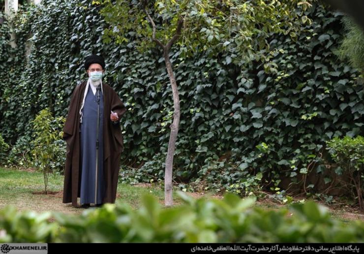 رهبر معظم انقلاب: حفظ محیط زیست یک فعالیت دینی و انقلابی است