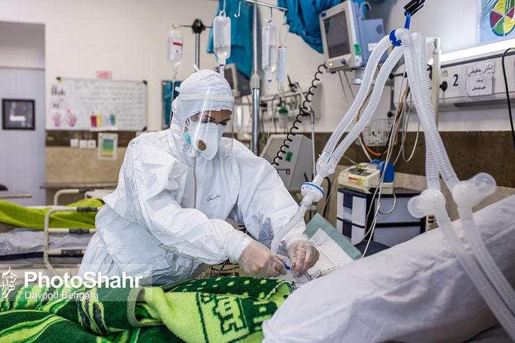 آمار کرونا در ایران ۱۵ اسفند| ۸۱ فوتی کرونا در شبانه روز گذشته و شناسایی ۸۳۶۷ بیمار جدید