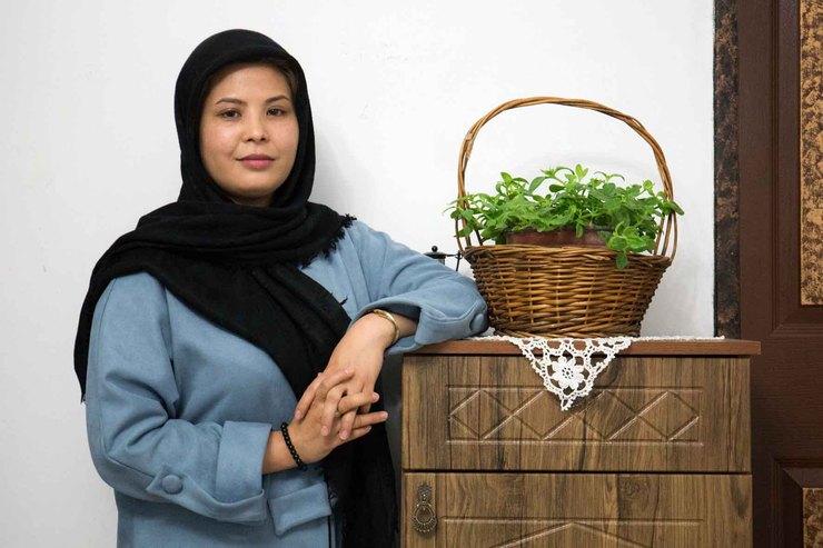 هنری/ گفتوگو با بانوی عکاس افغانستانی ساکن گلشهر؛ برای عکاسی منتظر لحظه خاصی نیستم