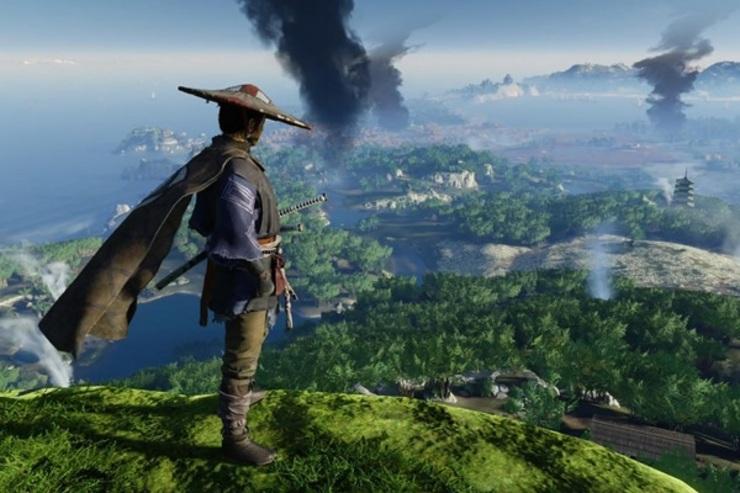 Ghost of Tsushima دومین بازی محبوب PS4 در بین بازیهای جهانباز