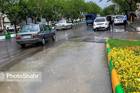 بارندگی در خراسان رضوی ۴۴ درصد کاهش یافته است