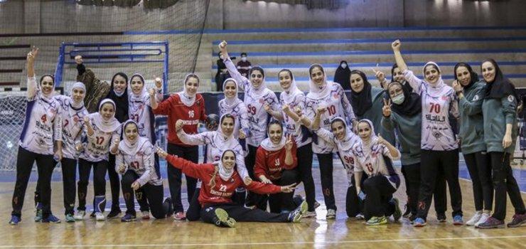 اشتادسازه مشهد قهرمان لیگ برتر هندبال زنان شد