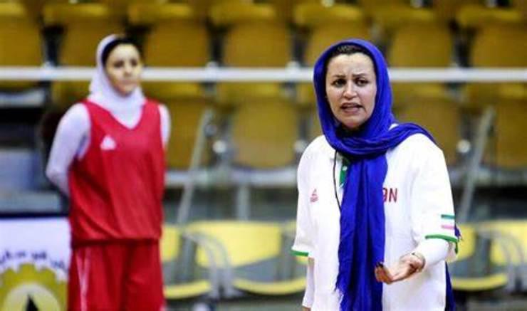 نبرد تیم ملی بسکتبال زنان با منتخب خارجیهای لیگ برتر